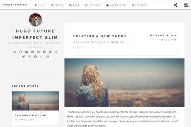 Future Imperfect Slim